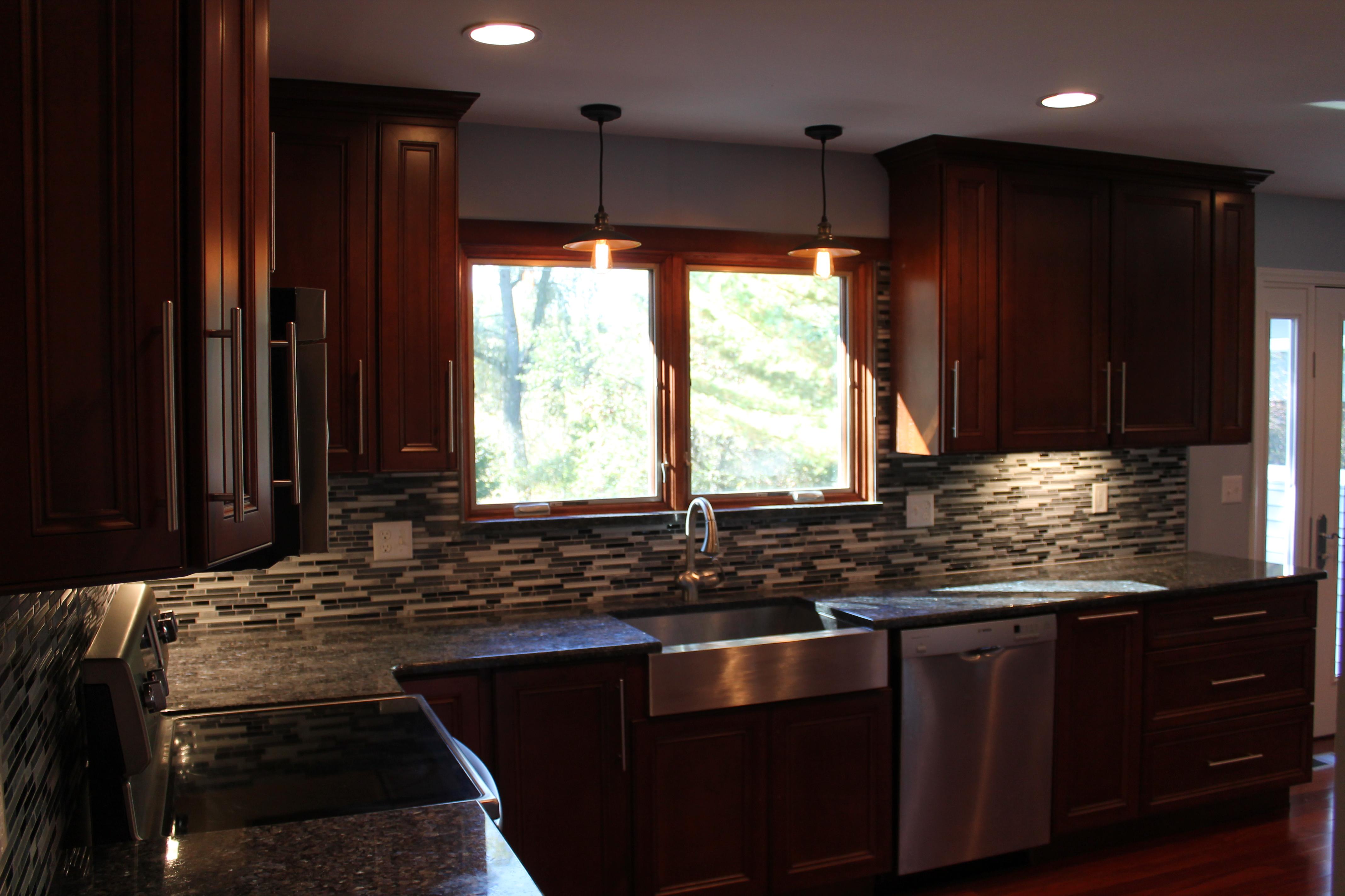 Beautiful Remodeled Kitchen Landmark Contractors